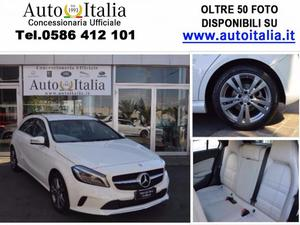 MERCEDES-BENZ A 180 CDI Automatic Sport RESTYLING NAVI LED