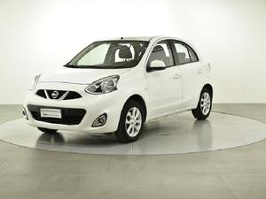 Nissan Micra Micra V 5 porte Visia