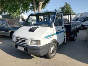 Iveco daily  td pc cab. classic gru-ribaltabile