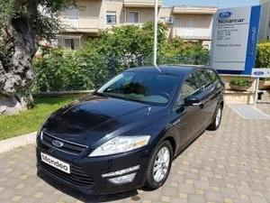 Ford mondeo 2.0 tdci 163 cv business sw