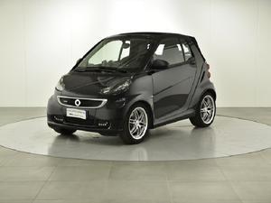 Smart ForTwo Coupe fortwo  kW cabrio BRABUS Xclusive