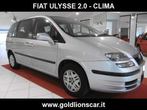 FIAT Ulysse FIAT ULYSSE 2.0 JTD
