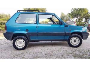 Fiat Panda Fiat Panda 4x4 Sislay alimentazione benzina
