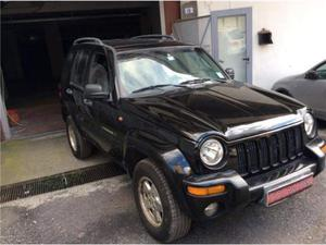 Jeep Cherokee 2.5 CRD Limited turbodiesel 4wd