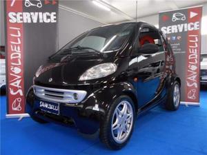 Smart fortwo coupe pulse - ok neopatentati - total black -