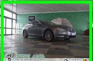 Jaguar xf 2.7d v6 luxury *auto*navi*tetto*pelle totale*