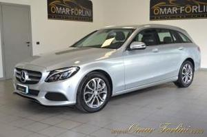 "Mercedes-benz c 220 s.w.cdi sport 7g-tr.navi led tel 17""full"