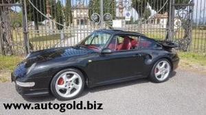 Porsche 911 rarissima 4s look turbo s (nata dalla porsche)