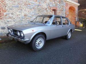 Alfa Romeo Alfetta 1° serie - anno