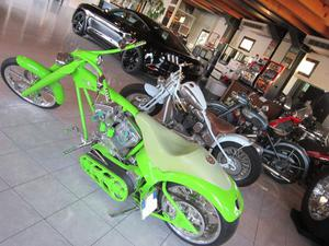 MOTOS-BIKES Harley Davidson