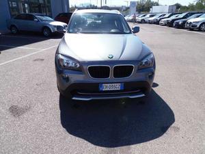 BMW X1 X1 sDrive18d Futura