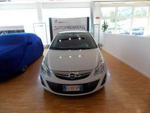 Opel corsa v 3 porte b-color con navigatore