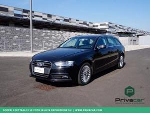 Audi a4 avant 2.0 tdi 150 cv multitronic ambiente