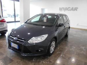 Ford Focus Style Wagon 1.6 TDCi 95 CV SW Business