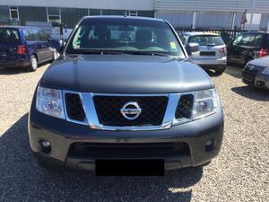Nissan navara nissan navara 2.5 dci pick-up king cab se 4x4