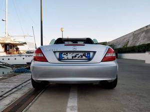Svendo Mercedes R171 perfetta in ogni dettaglio