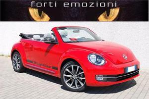 VOLKSWAGEN Maggiolino Cabrio 2.0 TDI DSG LIMITED EDITION