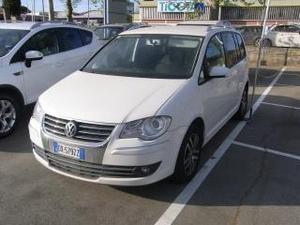 Volkswagen touran vw touran  tdi dsg highline