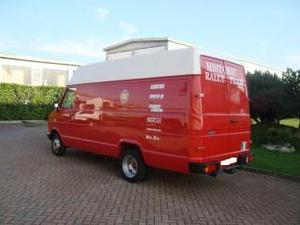 Iveco daily 35-8 furgone assistenza rally