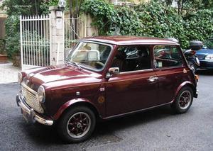 Rover Mini 40th. Anniversary