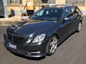 Mercedes-benz e 350 s.w. bluetec 4matic premium