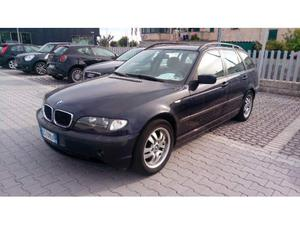 BMW 320d turbodiesel cat Touring Eletta