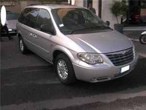 CHRYSLER Voyager 2.8 CRD cat LX Leather Au