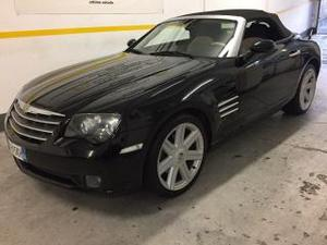 Chrysler crossfire 3.2 roadster limited automatico pelle