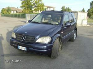 Mercedes-Benz ML 270 turbodiesel cat CDI AUTOCARRO