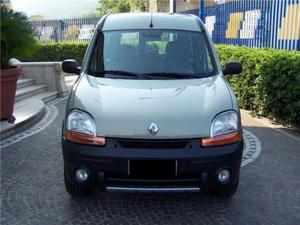 Renault Kangoo CV GPL 4x4