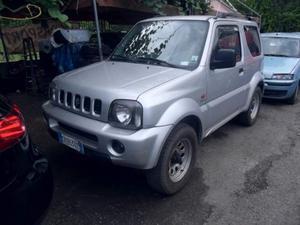 SUZUKI Jimny 1.3i 16V cat 4WD gpl van