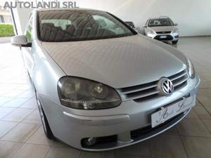 Volkswagen Golf V TDI 3p. Comfortline