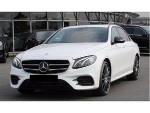 Mercedes-benz e 220 d auto amg line night paket