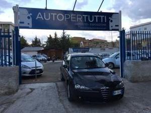 Alfa romeo  jtd ( porte distinctive