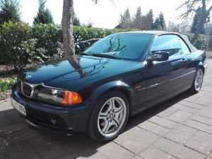 BMW 325 CI decappottabile
