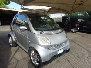 Smart forTwo 700 cabrio passion (45 kW)