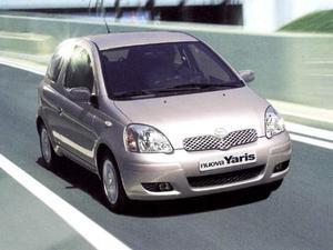 TOYOTA Yaris 1.3i 16V cat 3 porte Sol