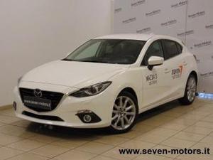 Mazda 3 1.5 skyactiv-d exceed