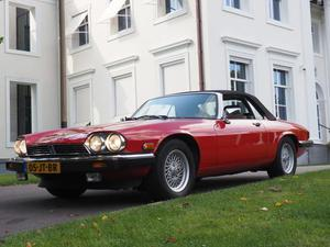 Jaguar - XJS V12 decappottabile -
