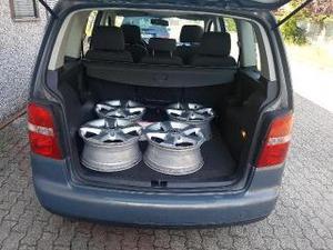 Volkswagen touran v tdi dsg highline
