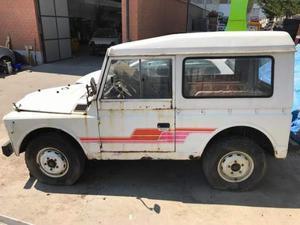 Fiat campagnola 20 hp
