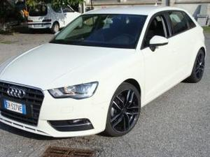 Audi a3 spb 2.0 tdi s tronic navig. drive select
