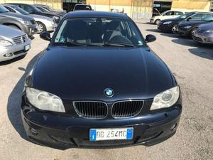 BMW 118d cat 5 porte Futura DPF
