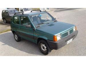 Fiat Panda  i.e. cat 4x4 Van