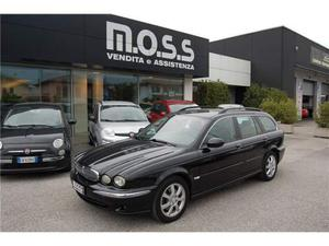 Jaguar X-Type 2.0D cat Wagon Executive -OCCASIONE-