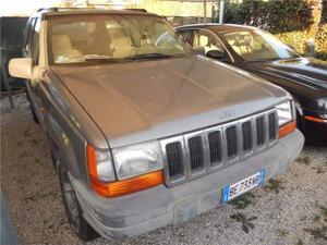 Jeep Grand Cherokee 4.0 (EU) 4WD aut. Quadra-Trac Laredo