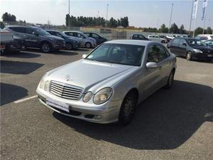 Mercedes-Benz E 270 CDI cat Elegance