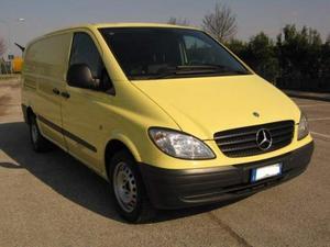 Mercedes-Benz Vito 115 Cdi Long Navi