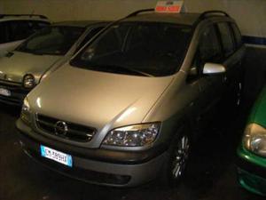 Opel Zafira V DTI cat Elegance 7 p.