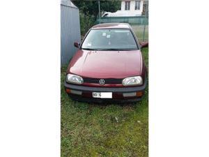 Volkswagen Golf  CV cat 5 porte GL NO ARIA
